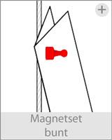 magnetset bunt