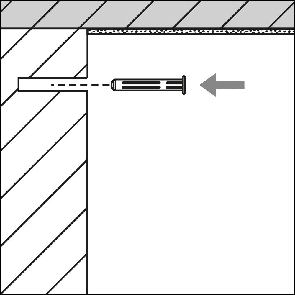 montage bilderschiene cliprail-max