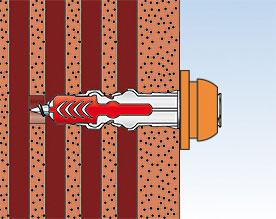 montage duopower duebel fischer