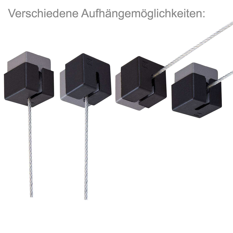 solohaneger qubic aufhängemöglichkeiten