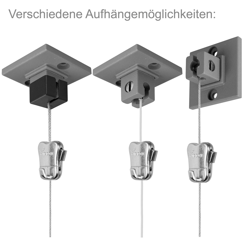 solohaneger qubic pro aufhängemöglichkeiten